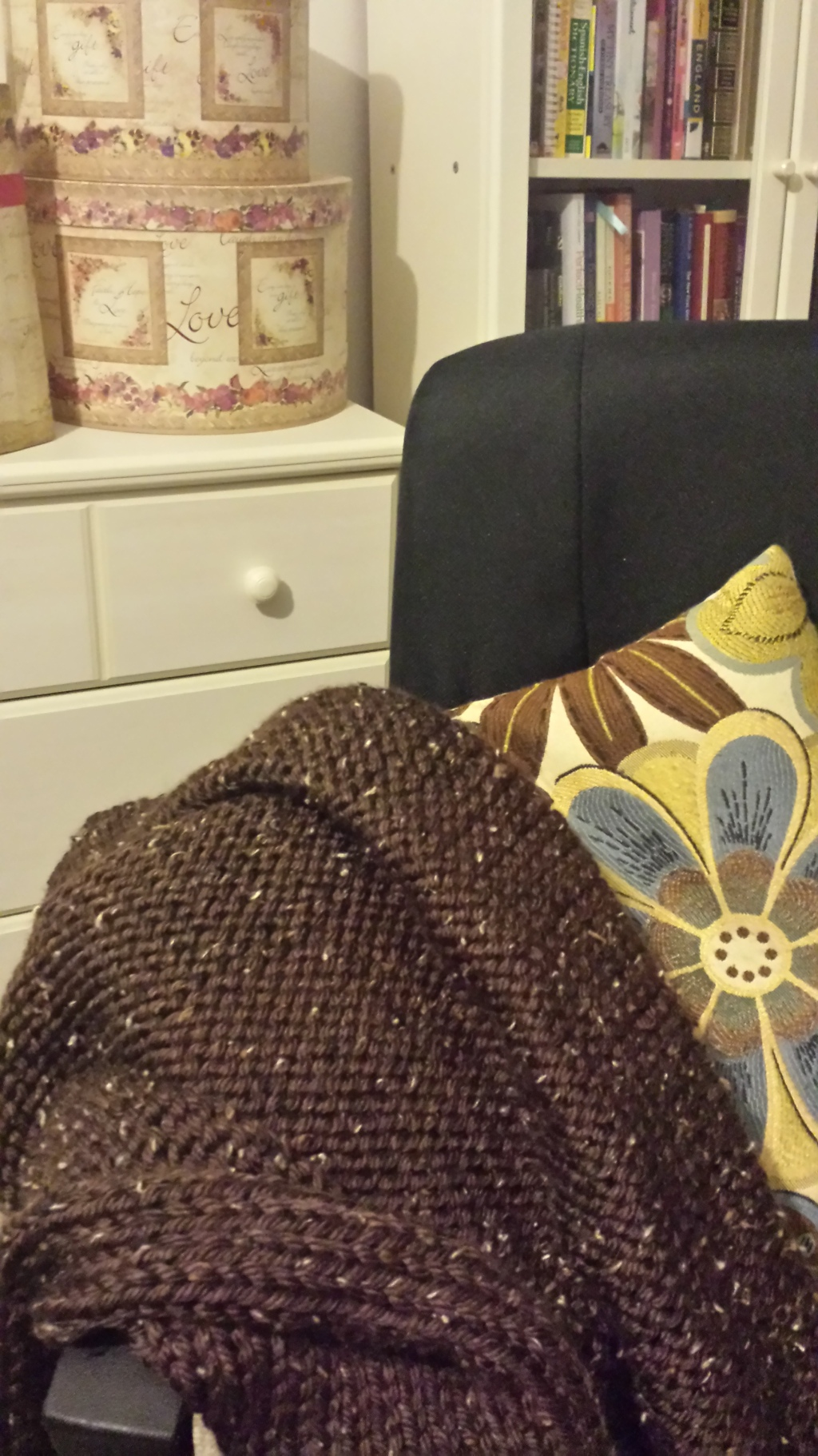 How-To: Knitting or Crocheting a Simple Prayer Shawl – MARKED MINISTRY