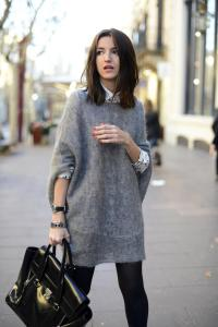 07-how-to-wear-oversized-sweaters-dress